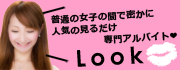 見るだけ専門アルバイト『LOOK』
